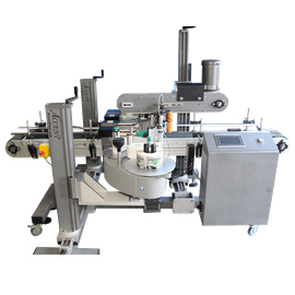 front and back labeling machine, front and back labeler