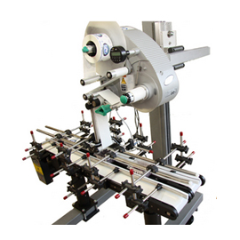 clamshell labeling machine, clamshell labeler machinery